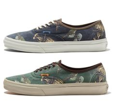 VANS CALIFORNIA】 BIRDS AUTHENTIC CA
