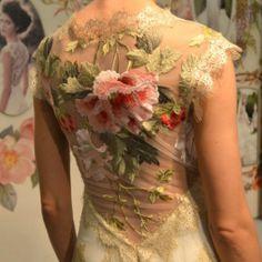 abito da sposa Heart's Desire Claire Pettibone Fall 2014 foto lwbridal