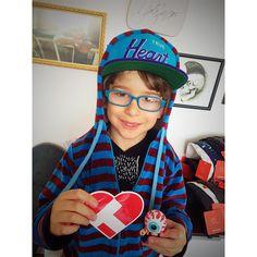True Heart Caps - Linha Kids #TrueHeartCap #fridom #kids