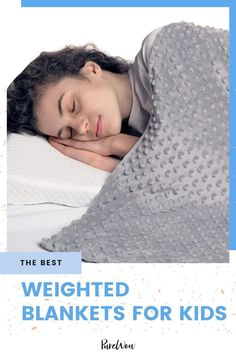 Read on to find out what weighted blankets do, how they work and our top picks for the blankets best suited for your young one. #weightedblanket #kids #blankets How To Know, How To Find Out, How To Fall Asleep Quickly, Getting Over Heartbreak, Weighted Blanket For Kids, Water Shoes For Kids, Best Humidifier, Mental Health Resources, Kids Blankets