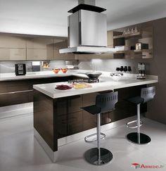 Cucina Scenery [b] by Scavolini
