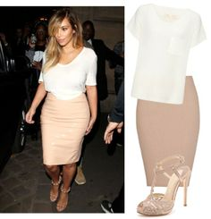 """do it like kim kardashian!"" by peggylovesyou on Polyvore"