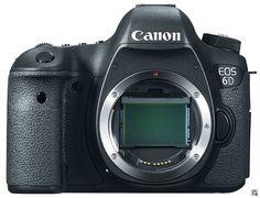 Canon EOS 6D formato completo