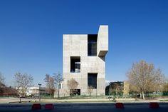 Innovation Center UC - Anacleto Angelini,© Nico Saieh