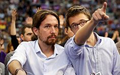 Brillante, trabajador y muy leído. El joven estratega es la mano derecha de Pablo Iglesias