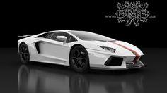 DMC's Lamborghini Aventador Molto Veloce