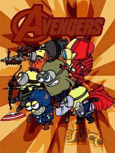 The Avengers (Minions)