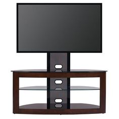 Tv Stand With Mount And Cabinets.Andorra TV Stand In Walnut Forrest Furnishing Glasgow's . Project Spotlight: Outdoor TV Cabinet With A Texas Touch . 50 Tv Stand, Tv Stand With Mount, 8k Tv, Flat Screen Tv Stand, Cable Management System, Solid Wood Tv Stand, Cool Tv Stands, Hide Wires, Flat Panel Tv