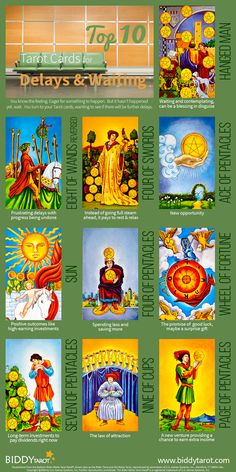 "The #universe has three #answers for those who want something more.  ""No,"" ""Not yet,""  and ""I have something better in store."" These #Tarot cards can help you understand what the universe is telling you while you wait for your ship to come in. Download your free copy of my Top 10 Tarot Cards for love, finances, career, life purpose and so much more at http://www.biddytarot.com/admin/top-10-tarot-cards-ebook. It's my gift to you!"