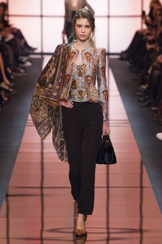 Giorgio Armani | Haute Couture - Spring 2017 | Look 4
