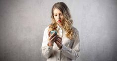 """A new study reveals the damaging effects of cellphone use in relationships, and there's a new term for it - """"Phubbing."""" Are you a phubber?"""