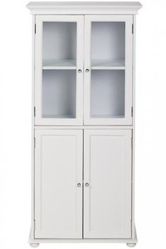 Hampton Bay 1-Drawer Tall Cabinet - Linen Cabinets - Bathroom ...