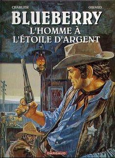 BD Blueberry de Jean Giraud dit Gir - Jean Giraud Dit Moebius Ou ...