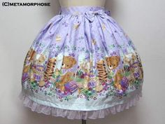 Metamorphose temps de fille / Skirt / Honey Picnic Skirt