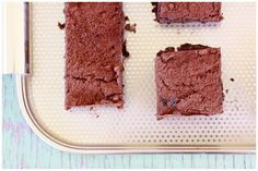 Whole Promise: The Deceptive Black Bean in the Form of a Brownie