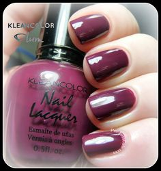 Thrifty Thursday! Starring Kleancolor Plum | Pointless Cafe