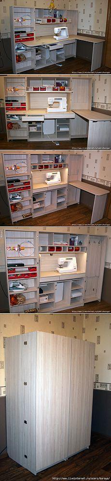 good idea and plenty of room