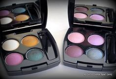 AVON Purple haze eyeshadow quad! It's the one on the right. I have swatched it with a clean qtip.