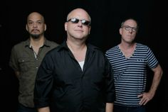 Alternative rock icons Pixies have been announced as headliners for the Eden Sessions