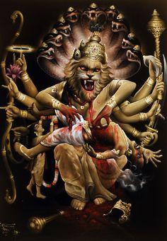There are four main sects within Hinduism: Shaivism, Vaishnavism, Shaktism, Smartism, in which six main gods are worshiped Shiva Art, Shiva Shakti, Krishna Art, Hindu Art, Hare Krishna, Shiva India, Brahma, Saraswati Goddess, Shri Hanuman
