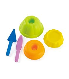 Baker's Trio From Hape from The Wooden Toybox