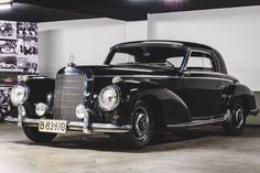 Catawiki online auction house: Mercedes-Benz - 300 S Coupe - 1953