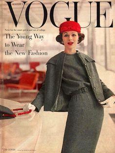 Vogue Magazine, 1956