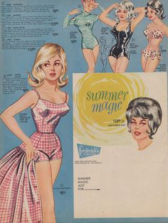 Page 48 of the Summer 1963 Fredericks of Hollywood catalog.