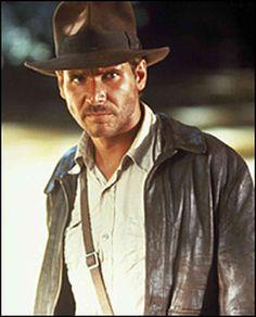 Indiana Jones.