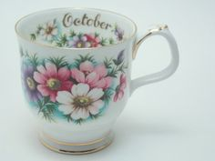 Royal Albert Vintage Fine Bone China Mug Made by TheVintageFind1, $28.00