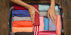 Que l'on parte pour deux jours ou pour un mois, voici quelques conseils pour préparer efficacement sa valise!