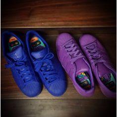 Adidas Originals superstar supercolour