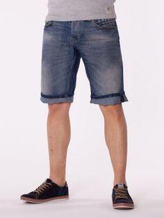 Blugi scurti pentru barbati Caps albastri Denim Shorts, Interior Design, Fashion, Nest Design, Moda, Home Interior Design, Fashion Styles, Interior Designing, Home Decor