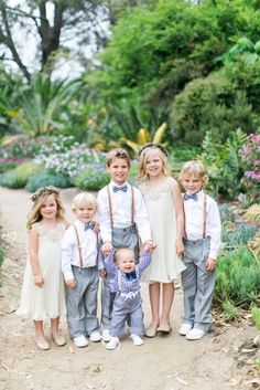 How To Keep Your Littlest Guests Entertained At Your Wedding - Wedding Party