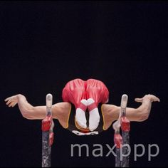 Maxime Gentges of Belgium performs on the Parallel Bars at the 46th FIG Artistic Gymnastics World Championships in Glasgow, Britain, 25 October 2015.  EPA/Robert Perry/MaxPPP #photo #photos #pic #pics #picture #pictures #art #beautiful #instagood #picoftheday #photooftheday #color #exposure #composition #focus #capture #moment #sport #photojournalism #photojournalisme #maxppp #gym #gymnastics