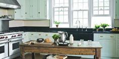 30 Best Kitchen Paint Colors - Ideas for Popular Kitchen Colors