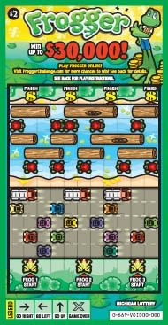 how to make a frogger game on scratch