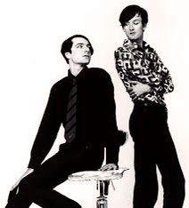 Steve and Jarv