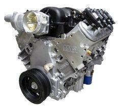 LS3 416 Black Label Crate Engine 630HP