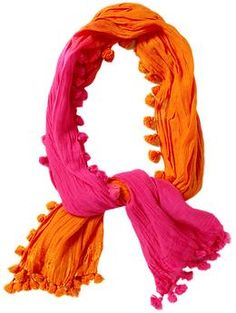 My favorite colors! Fuschia and orange. So festive and gorgeous and perfect for an Indian summer! #cuyana #packing