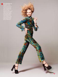 sasha pivovarova magazine : 【latest news】 Hustle and Flow ...