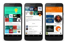 Welcome to Google Play Music the podcast episode