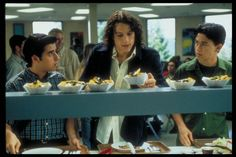 Awww! When I first fell for Heath Ledger as Patrick Verona in 10 Things I Hate About You.