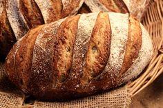 Helles Landbrot – HOMEBAKING BLOG Home Baking, Pain, Bread, Blog, Dough Bowl, Bread Baking, Whole Wheat Flour, Baked Goods, Food Food