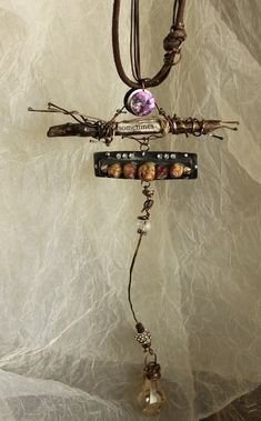 Exploring Cold Connections: Wire and Rivet Joins in Jewelry with Susan Lenart Kazmer - Jewelry Making Daily - Blogs - Jewelry Making Daily