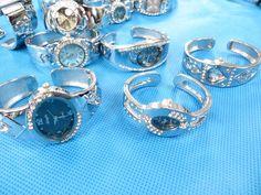 mixed designs bangle watches with cz crystals $4.25 - http://www.wholesalesarong.com/blog/mixed-designs-bangle-watches-with-cz-crystals-4-25/