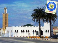 Medina mosque, Tangier, Morocco