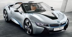 It's Official: BMW i8 Roadster Will Hit The Streets In 2018 #BMW #BMW_i8