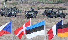 <p>BLIR FLERE: NATO-soldater på øvelse i Polen i fjor.</p>