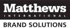 Matthews International Inc. company logo. (MATW).  http://matw.com/